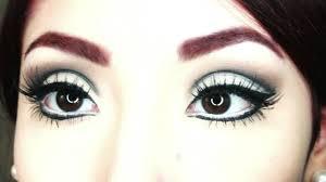 60 s mod makeup tutorial
