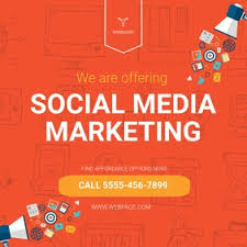Digital Marketing Social Media Post Template   PosterMyWall