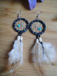 Dream Catcher Earing Extraordinary K G Dream Catcher Earrings Also Grey Diamonds K G 32