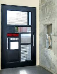 modern wood and glass front doors modern glass entry doors notable modern glass entry doors glass