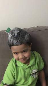 Crazy Hair Day Easy Idea For Boys First Boy On The Moon Crazy Hair