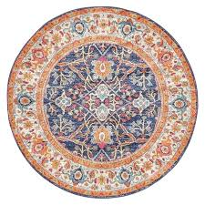 small round rugs area rug leather rug small round grey rug rug small round cream