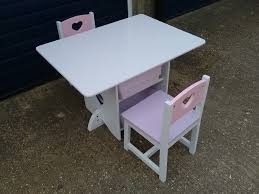 bits and pieces furniture. Table And 2 Chair For Nursery Or Playroom With Storage Bits Pieces In Good Condition Furniture