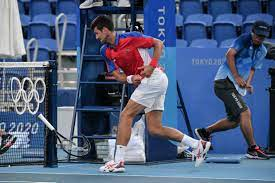 Angry Djokovic loses to Carreno Busta ...