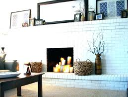 brick wall fireplace paint ideas for fireplace wall painted brick walls large white brick fireplace wall brick wall fireplace