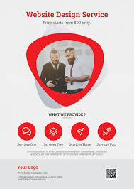Services Flyer 50 Captivating Flyer Examples Templates And Design Tips Venngage