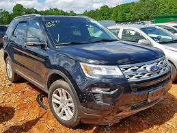 2019 ford explorer x left front view lot 36035859