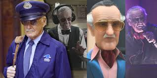 Image result for stan lee creepy
