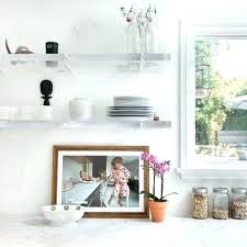 impressive acrylic floating shelves in clear wall mounted shelf square glass captivating of design com