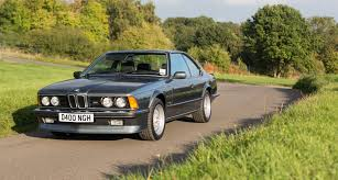 All BMW Models 1980s bmw : BMW M635CSi: Shark in a sharp suit | Classic Driver Magazine