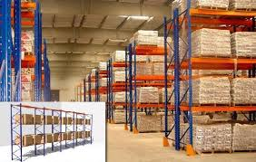 selective racking systems typically consist of