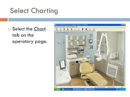 Ppt How To Use Eaglesoft A Clinical Dental Software