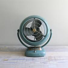 vintage vornado desk fan