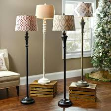floor lamps traditional wooden floor lamps floor lamp print fabric lampshades for elegant home decor