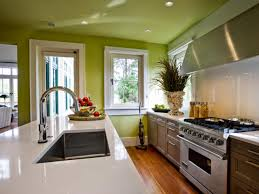 Colorful Kitchens What Color To Paint Kitchen Bright Kitchen