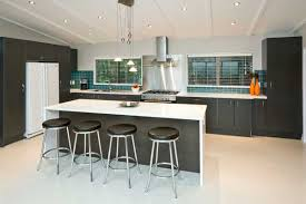 L Shaped Kitchen With Island Bench