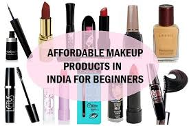 affordable makeup s in india for beginners