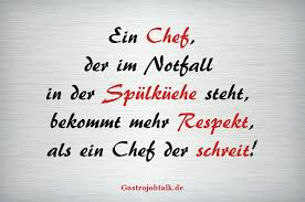 Chef In Der Spülküche Gastro Job Talk