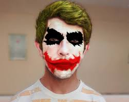 i will turn your photo into a joker portrait do you
