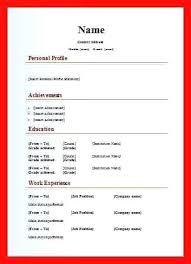 Impressive Resume Format Classy Impressive Resume Samples Free Template Curriculum Vitae Format