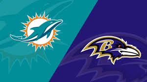 Ravens Depth Chart 2018 Baltimore Ravens At Miami Dolphins Matchup Preview 9 8 19