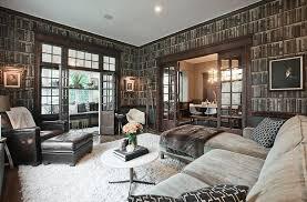 25 Super Masculine Living Room Designs-1