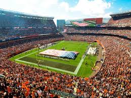 Cleveland Brown Stadium Seating Chart Browns Vs Ravens Tickets Dec 22 In Cleveland Seatgeek