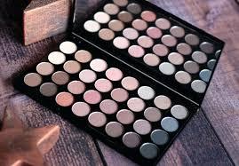 makeup revolution lidschatten palette beyond flawless makeup revolution redemption eyeshadow palette review