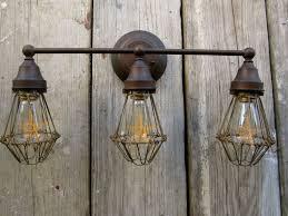 diy industrial lighting. Compromise Industrial Bathroom Vanity Lighting DIY Light Fixtures Diy