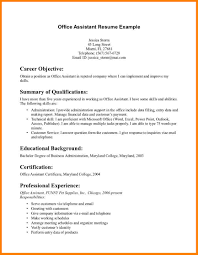 Medical Assistant Resume With No Experience Free Resume Example