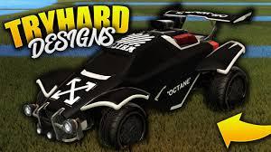 Best Octane Designs New Best Octane Designs In Rocket League 2019 Rocket League Car Designs Tryhard