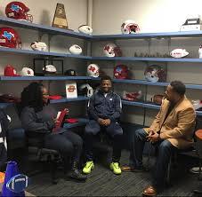 Star Quarterback Velton Gardner and Coach Herman Johnson Interview – The  Skyline Tribune