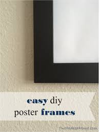 00-easy-diy-poster-frames