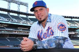 New York Mets Wilson Ramos Insists His Knee Is Healthy Now
