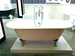 kohler cast iron bathtub cast iron bathtub home depot freestanding tub home depot cast iron bathtubs