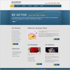 Free Website Templates Html Gorgeous It Company Website Templates Free Download Business Template