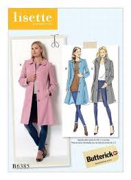 Womens Coat Pattern