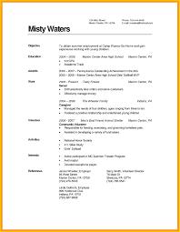 Associates Degree Resume How List Associate Sample Sales Rep