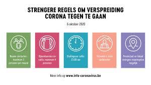 België 🇧🇪 heeft besloten tot strengere... - Nederlandse Ambassade in  België