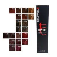 Goldwell Topchic Effects Color Chart Goldwell Topchic