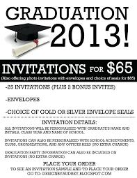 Create Graduation Invitation Online Custom Graduation Invitations And Custom Graduation Invitations
