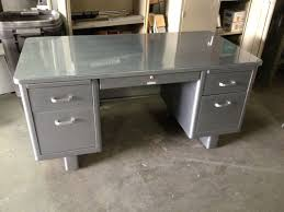 Vintage Metal Office Desk Luxury Home Office Furniture Check more