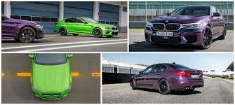 Bmw Individual Colour Chart Bmw Individual Colours As An Exclusive Statement