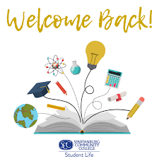 Welcome Back Graphics Spartanburg Community College Welcome Back Scc Cherokee
