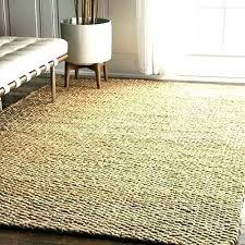 jute rug rugs area minimalist sisal with large grey ikea gray white flower