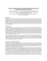 Aashto Lrfd Bridge Design Specifications 6th Edition Pdf Download Pdf Recent Changes In Aashto Lrfd Bridge Design