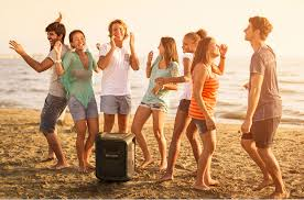 egear introduces its massive yet portable waterproof party speaker made for the outdoors egear