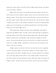 english research paper the tell tale heart and please note 4 modern