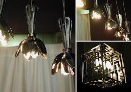 13 silverware lights