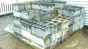 build a retaining wall with cinder blocks cinder block retaining wall block wall construction concrete concrete
